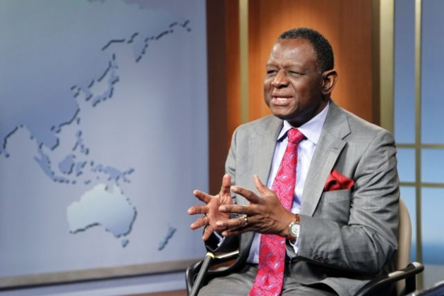 Babatunde Osotimehin, Executive Director of the United Nations Population Fund (UNFPA). Credit: UN Photo/Paulo Filgueiras