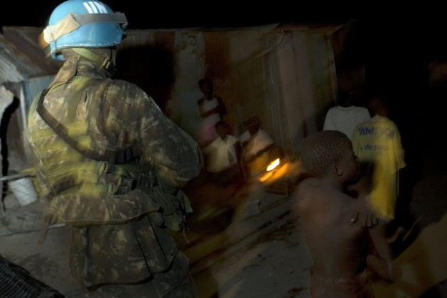 Different jurisdictions and immunities apply to civilian and military personnel, made more obscure by a lack of transparency and detail in the U.N.'s reporting of abuse cases. Photo: UN Photo/Pasqual Gorriz