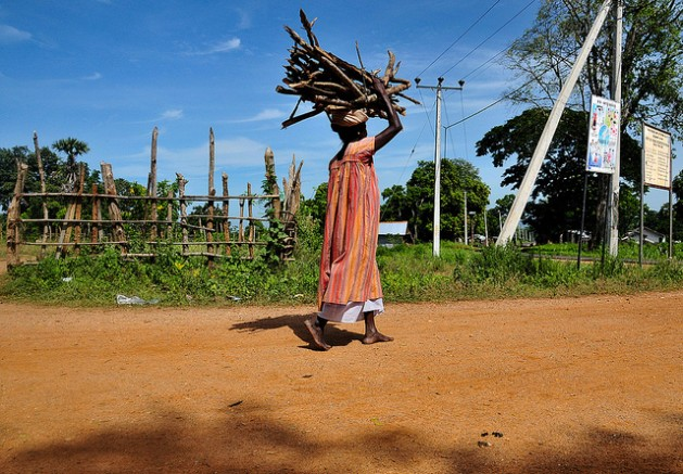 In peacetime Sri Lanka, women still bear a heavy load in looking for jobs and tending to their families. Credit: Adithya Alles/IPS