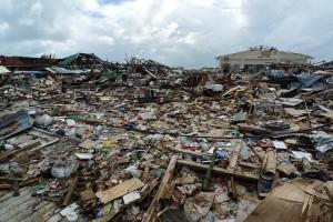 A scene in Guiuan, Philippines after Typhoon Haiyan, Nov. 21, 2013. Credit: Roberto De Vido/cc by 2.0