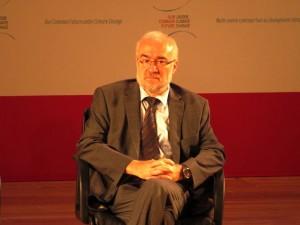 Michel Jarraud, Secretary-General of the World Meteorological Organisation (WMO). Credit: Fabiola Ortiz/IPS