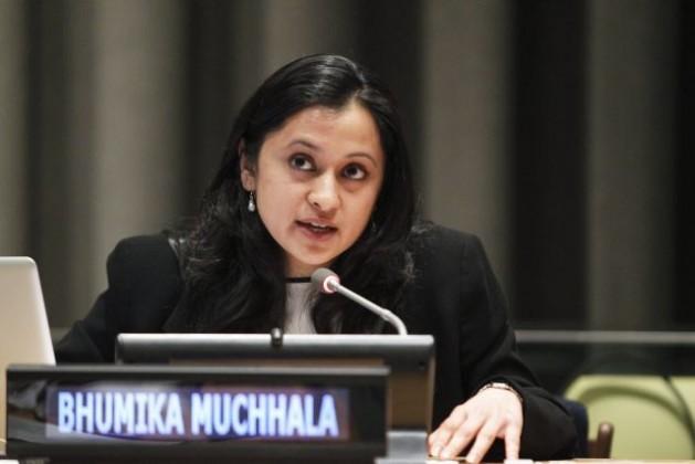 Bhumika Muchhala of Third World Network. Credit: UN Photo/Paulo Filgueiras
