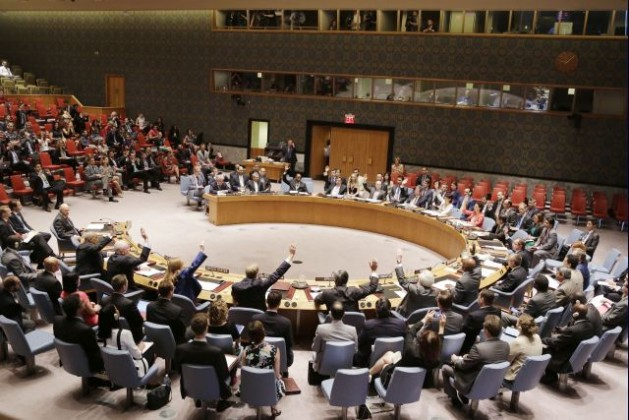 The Security Council unanimously adopts resolution 2231 (2015), following the historic agreement in Vienna last week between the E3+3 (France, Germany and the United Kingdom, as well as the European Union; plus China, Russia and the United States) on one hand, and Iran, on the other, on a Joint Comprehensive Plan of Action (JCPOA) regarding Iran's nuclear programme. Credit: UN Photo