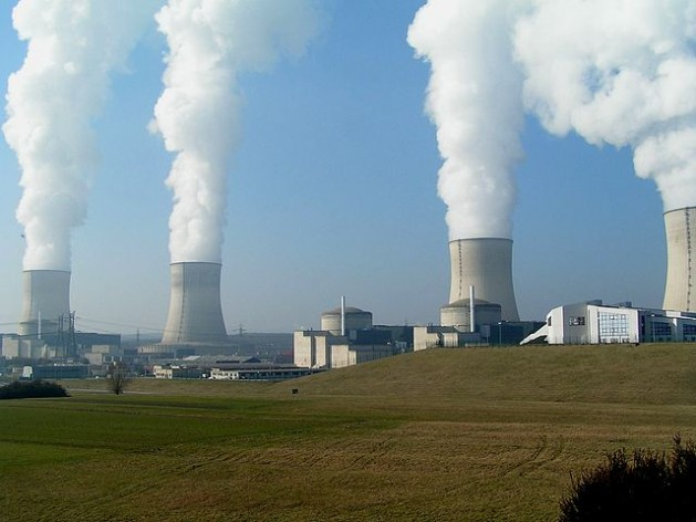 Nuclear power plant in Cattenom, France. The IAEA has reported cases of random malware-based attacks at nuclear plants. Credit: Stefan Kühn/cc by 2.0