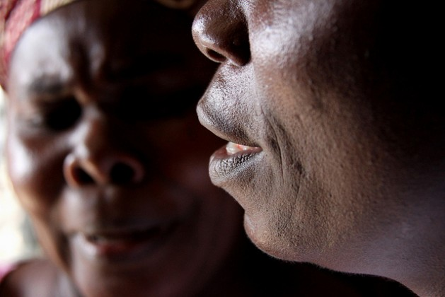 FGM is a taboo topic in many cultures. Credit: Travis Lupick/IPS