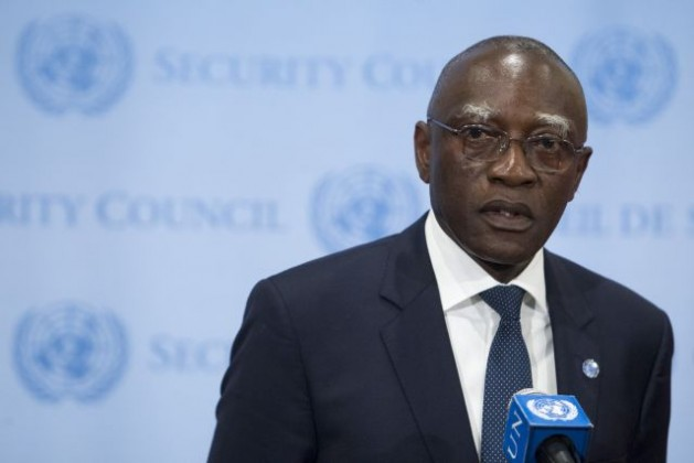 Babacar Gaye resigned his post as Special Representative of the Secretary-General and Head of the UN Multidimensional Integrated Stabilization Mission in the Central African Republic (MINUSCA) this week. Credit: UN Photo/Loey Felipe