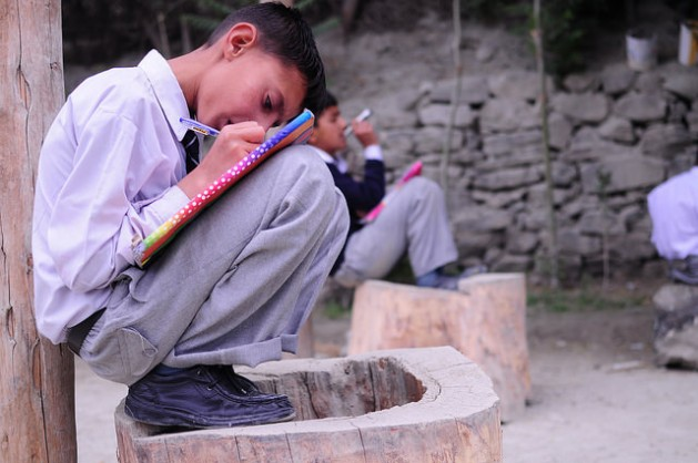 The Pakistani Taliban destroyed over 838 schools between 2009 and 2012. Credit: Kulsum Ebrahim/IPS