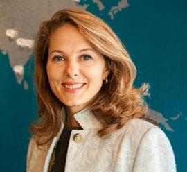 H.R.H. Princess Sarah Zeid