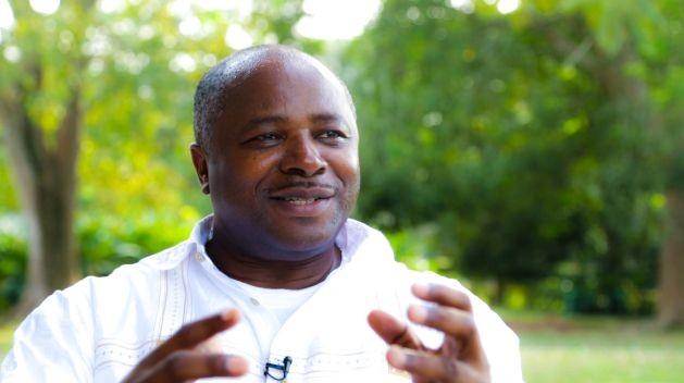 Nteranya Sanginga, Director General of the International Institute of Tropical Agriculture (IITA). Courtesy of IITA