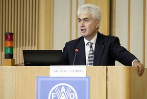 Laurent Thomas - Credit: FAO/Giulio Napolitano