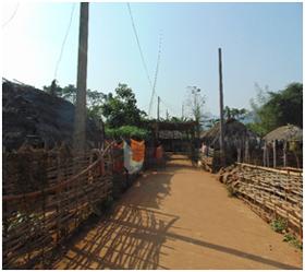 Project site in Rajanga, Dhenkanal , Odisha