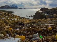 Marine litter and microplastics. Credit: UNEP