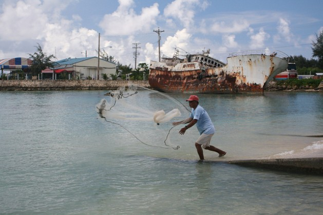 Artisanal fisheries are being hit by subsidised, foreign vessels. Credit: Christopher Pala/IPS