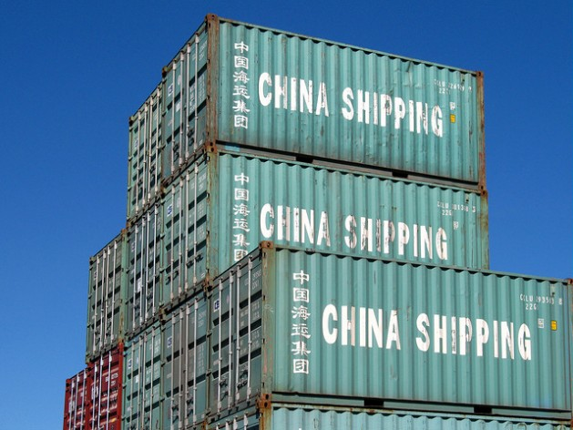 Shipping Container - Credit: Bigstock
