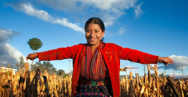 In Latin America, indigenous teenage girls, together with their rural counterparts, are the group most discriminated against in terms of opportunities and access to education. Credit: Rajesh Krishnan/UN Women
