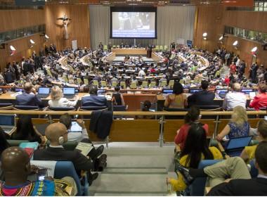 Beyond Rhetoric: UN Member States Start Work on Global Goals