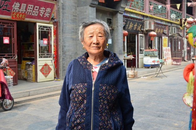 Over the next decade, China will be home to the world's largest elderly population, while India -- because of its demographic dividend – will require jobs for the world's largest workforce. This offers both nations opportunities to work together. Credit: Neeta Lal/IPS