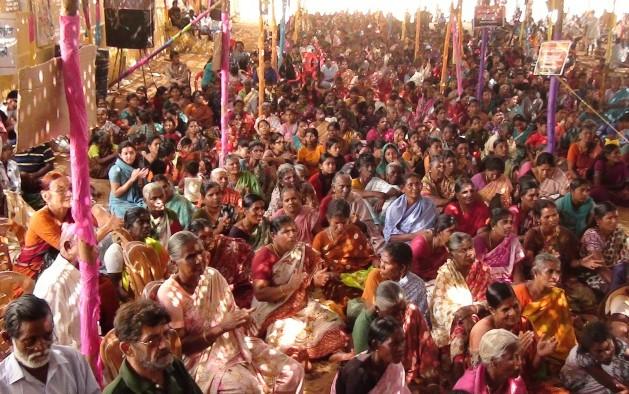 India's vibrant civil society is under threat. Credit: K.S.Harikrishnan.