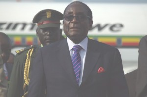 President Robert Mugabe. Photo courtesy of Al Jazeera English/cc by 2.0