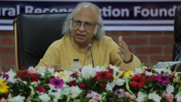 Dr. Qazi Kholiquzzaman Ahmad. Credit: PKSF