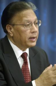 Ambassador Anwarul Chowdhury