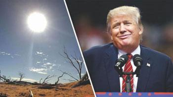 Donald e il clima