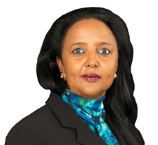 Amb. Amina Mohamed