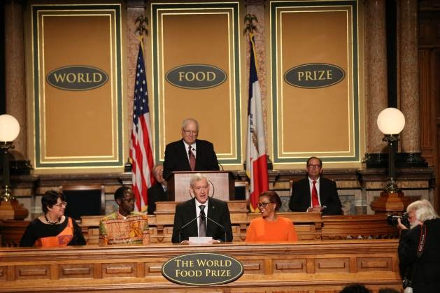 Dr. Howarth Bouis: 2016 World Food Prize Laureate
