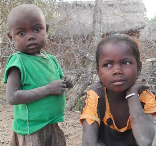 At least one million children in Kenya are in dire need of food aid due to drought. Credit: Miriam Gathigah/IPS