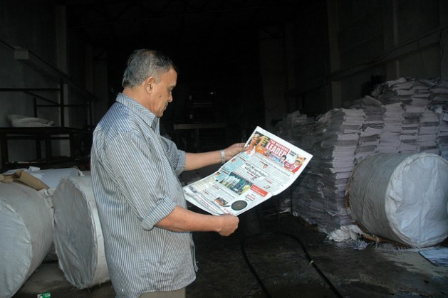 Sri Lanka's new Right to Information (RTI) Act could open new doors for the country's media if journalists use it effectively. Credit: Amantha Perera/IPS