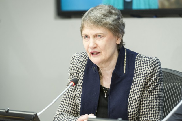 UNDP Administrator, Helen Clark. Credit: UN Photo/Rick Bajornas