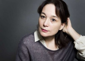 Laura Alcoba. Credit: F. Mantovani - Editions Gallimard