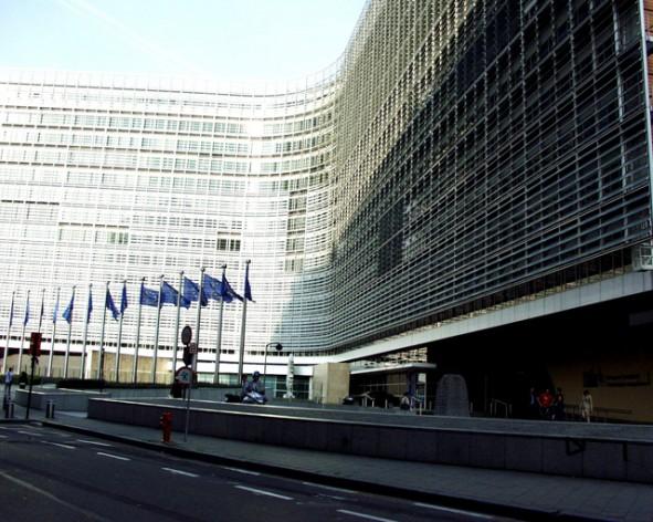 European Commission Building. Credit: Ida Karlsson