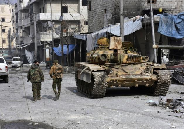 Syrian conflict. Credit: UN Photo