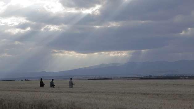 Farmers in Ethiopia. Photo: WG Film.