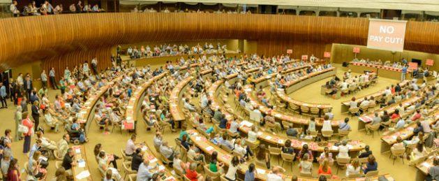 UN Work Stoppage in Geneva Halts Human Rights Meeting