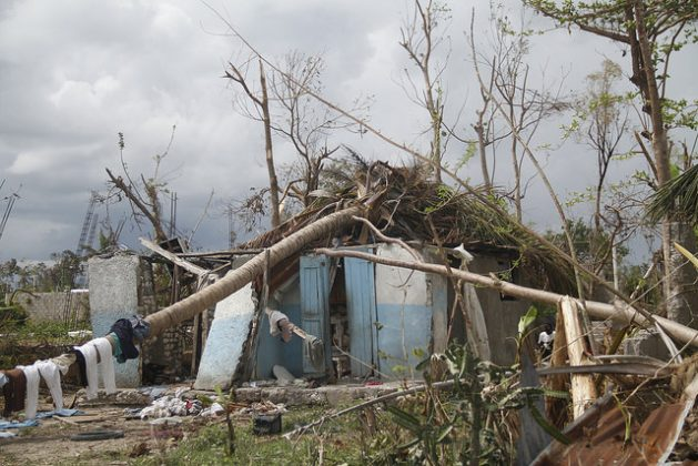 Climate change is a major factor preventing other nations in the eastern Caribbean to attain middle-income country status