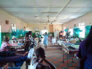 Maternity ward, Port Loko. Credit: Mohamed Fofanah/IPS