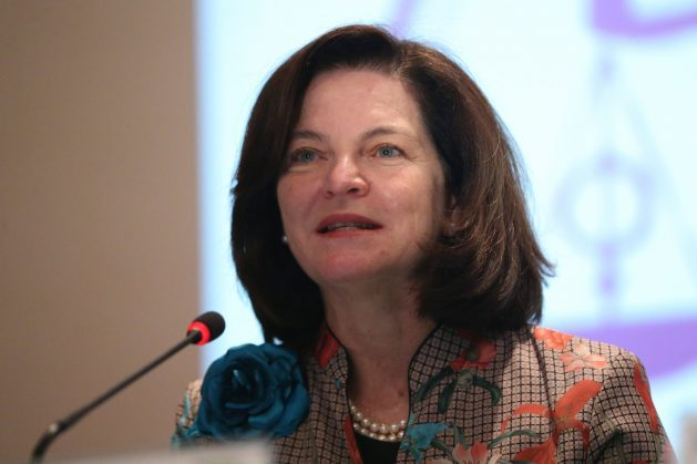 Raquel Dodge, Brazil's new attorney general, called for the repeal of the ministerial decree that undermines the efforts to fight modern slavery. An expert on the subject, Dodge presented the legal arguments that resulted in the conviction of Brazil in the Inter-American Court of Human Rights, in 2016, for failing to adequately prevent slave labour. Credit: José Cruz / Agência Brasil