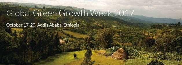Global Green Growth Week 2017 Kicks Off in Addis Ababa