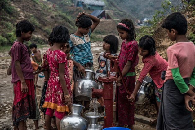 Women and Girls: The Hardest Hit Rohingya Refugees