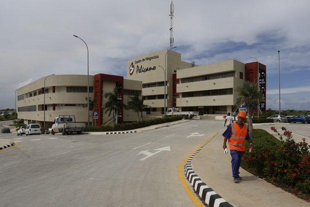 The Mariel Special Development Zone Pelicano Business Centre in western Cuba. Credit: Jorge Luis Baños / IPS