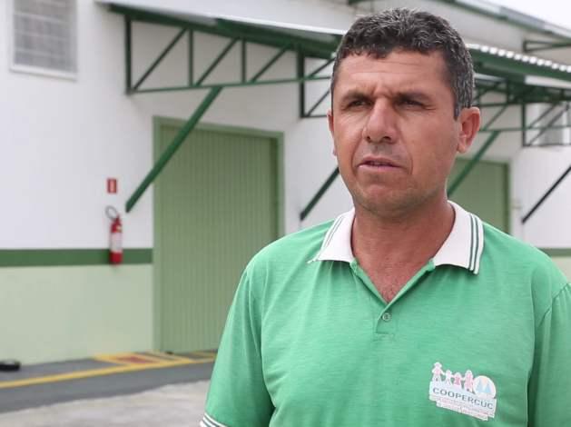 Coopercuc vice-president José Edimilson Alves. Credit: Fabiana Frayssinet / IPS