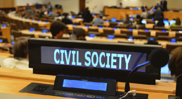 Civil Society and Democracy
