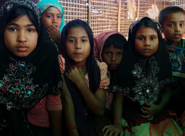 Rohingya Refugees Endure Lingering Trauma