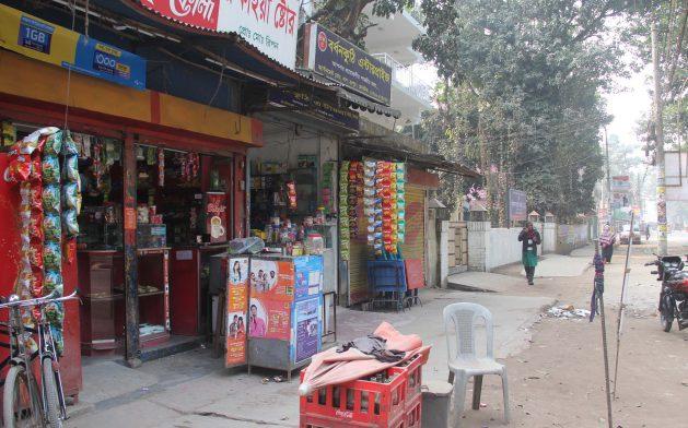 A grocery in Nankar, northern Bangladesh. Credit: Rafiqul Islam Sarker/IPS