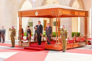 Jordan, Panama discuss regional and international developments