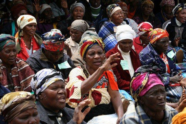 Women are the backbone of Africa's economies. Credit: Mantoe Phakathi/IPS