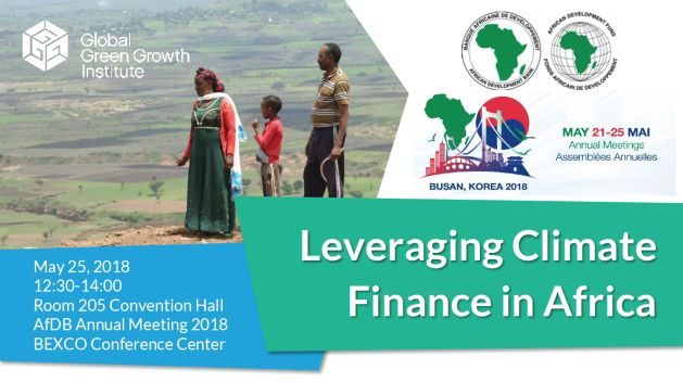 Leveraging Climate Finance in Africa