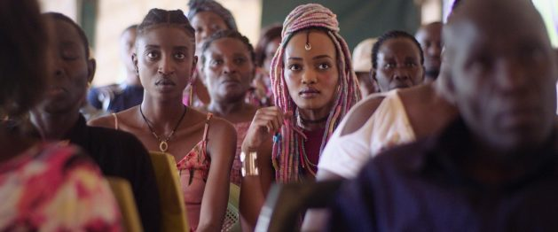 A scene from the film Rafiki, which was banned in Kenya. Photo courtesy of the Cannes press office.